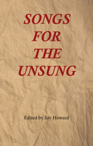 Songs for the Unsung